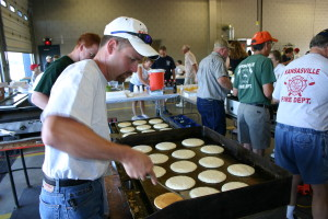 Kansasville Pancakes