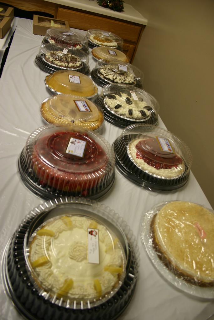 Kansasville Pie Auction