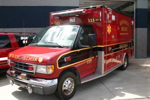 Kansasville Rescue 533