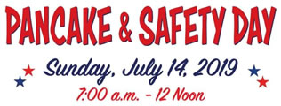 2019 Pancake and Safety Day